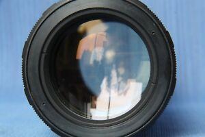Meopta Vario-Meostigmat 1.5/40-65 Projection lens,ultra rare.