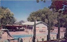 1950s Swimming Pool Desert Shores Mobile Home Park Tucson Arizona 9324