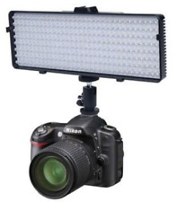 VIVITAR 256 LED VIDEO/SLR LIGHTS VIV-VL1000 SEALED