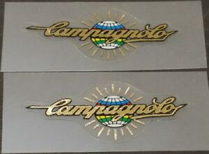 Campagnolo Component/Tubing Decals - 1 Pair (sku Camp802)