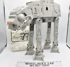 At-At Imperial Walker GREAT COLOR Original Clear Guns Vintage Star Wars ESB 1981