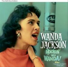 Rockin' With Wanda! + There's a Party Going On, Wanda Jackson, 8436028690725