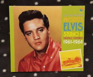 Elvis Presley FTD  CD  '' Studio B '' RAR  !!! Sold Out Bei FTD