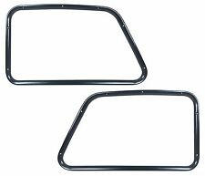 1947 1948 1949 1950 CHEVROLET TRUCK INNER DOOR FRAME GARNISH MOULDING SET