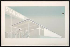 "EDWARD RUSCHA ""CHEESE MOLD STANDARD WITH OLIVE"" 1969 