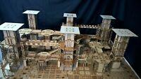 Gothic undercity building scenery terrain warhammer 40k wargames legion infinity