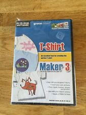 Greenstreet T-Shirt Maker 3  (PC) New and Sealed