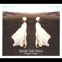 Angels' Waltz's: Sada Sat Kaur BRAND NEW SEALED MUSIC ALBUM CD - AU STOCK