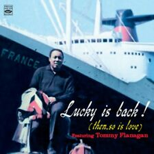 Lucky Thompson LUCKY IS BACK! (THEN, SO IS LOVE) FEATURING TOMMY FLANAGAN