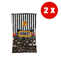 Bingo Balls - Dark chocolate and licorice - Icelandic Candy Chocolate