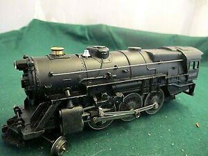 LIONEL TRAIN postwar  2025 STEAM ENGINE 2-6-4 LOCOMOTIVE ~ runs well