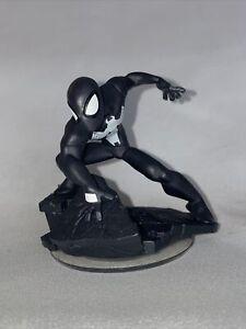 Disney Infinity 2.0 Marvel Black Suit Spiderman 1000134 Used,