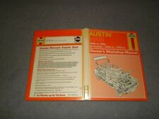 AUSTIN MAXI 1969 -1980 Haynes Manual