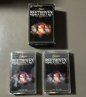 Excelsior Beethoven The Immortal 2 Audio Cassette Tapes (1994)