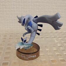 Very Rare JAPAN Pokemon kaiyodo Lugia mini figure pocket monster nintendo F/S
