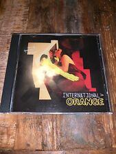 INTERNATIONAL ORANGE SPOON BOX CD