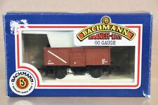 BACHMANN 33-750 BR BROWN 16 TON MCV STEEL MINERAL WAGON B88643 MINT BOXED nz