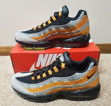 "Nike Air Max 95 SE ""WHAT THE SAFARI"" Size 10 UK Genuine Authentic Mens Trainers"