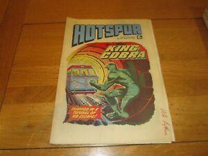 THE HOTSPUR Comic - No 916 - Date 02/05/1977 - UK Paper Comic