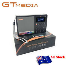 GTMedia D1 DAB Digital Portable Bluetooth LCD Receiver TF Card FM Player Radio