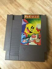 Pacman Namco Version Nintendo NES Game Cleaned Tested Working