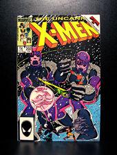 COMICS: Marvel: Uncanny X-Men #202 (1986), Secret Wars II tie-in - RARE