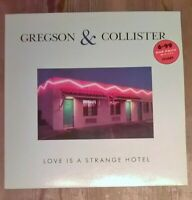 Gregson & Collister ‎– Love Is A Strange Hotel Vinyl LP Album 33rpm 1990 SPD1035