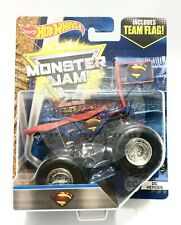 Hot Wheels Monster Jam DC Heroes Superman SALE!