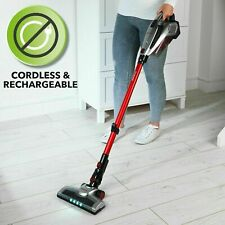 Beldray BEL0904 Airpower Cordless Vacuum Cleaner with Brushless Motor, 180 W