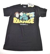 Ultimate Warrior Men/'s  Rampage T-shirt Ice Rockabilia