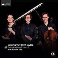 Van Baerle Trio - Beethoven: Complete Piano Trios Vol. 2 [CD]