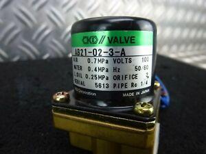 CKD AB21-02-3-A