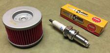 2010 SUZUKI Z400 Tune Up Kit Oil Filter & Spark Plug KLZ400 KLZ 400 Z QUADSPORT