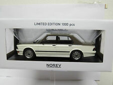 BMW M 535i E28 1986 White 1/18 NOREV 183260