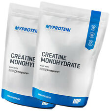 23€/kg CREAPURE MyProtein Creatin Creatinmonohydrat Kreatin 2 x 1kg Pulver 2kg