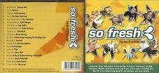 So Fresh cd album  - Hits Of Autumn 2004, 20 tracks