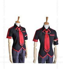 Anime Blood-C Shinichiro Tokizane Boy Cloth Uniform Cosplay Costume Custom-Made