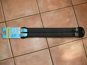 *neue* Wintec Sattelgurt Kurzgurt supersoft in schwarz oder braun