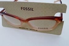 FOSSIL GLASSES FRAME Bendigo Brown of2096200