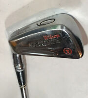 Wilson Golf Autograph 6 IRON Left Hand Lite Flex Steel Shaft Classic Golf Club