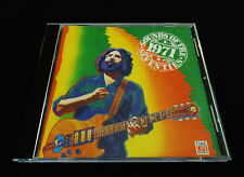 Grateful Dead Jerry Garcia Cover Art Truckin' Sounds Of The Seventies 1971 CD