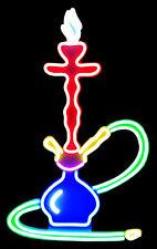 XXXL Shisha LED Reklame Werbung Leuchtwerbung Leuchtreklame Display Schild 90cm