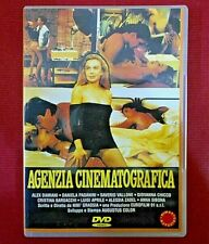 AGENZIA CINEMATOGRAFICA - TALENT AGENCY ( NINI' GRASSIA - 1993 )# DVD #