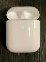 Apple Airpods Wireless Charging Case OEM Genuine Replacement Charger Case Only