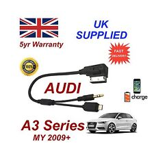 AUDI A3 Series Cable Para HTC One M8 E8 Desire Mini Micro USB & AUX 3.5mm Cable