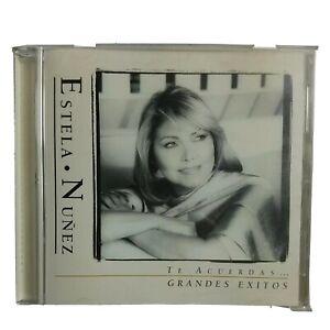 Estela Nunez Te Acuerdas (CD 1999)
