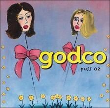 Puss 02 by God Is My Co-Pilot (CD, Jan-2002, Dark Beloved Cloud) new
