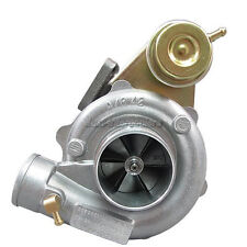 """CXRacing T3 Turbo Charger Internal wastegate 8psi .42 .63 AR 2.5"""" V Band Exhaust"""