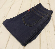 Womens Levis 512 Perfectly Slimming Jeans Size 10M  28W X 29L : P388