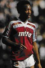 Football Photo>MARK WALTERS Aston Villa 1985-86